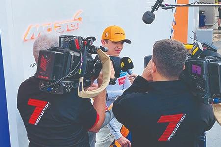 7 production interviews team