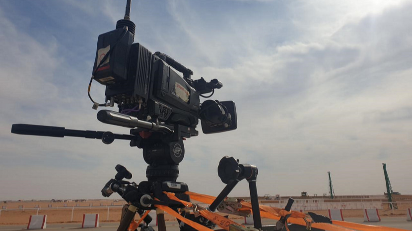 7 production involved in saudi camel race tournament