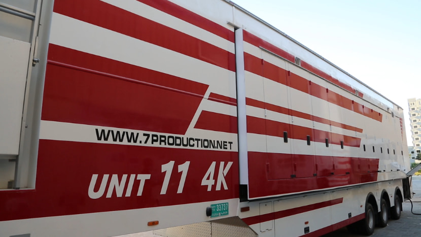 what is 4K ob truck and what are its benefits