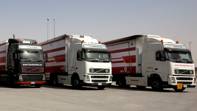 advantages of mobile production vehicles for outside broadcasting