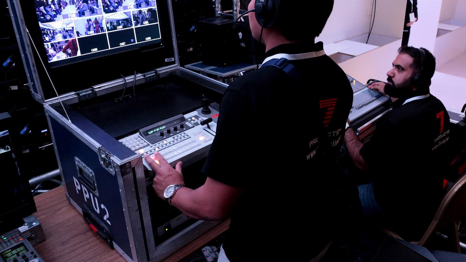 challenges in outdoor broadcast